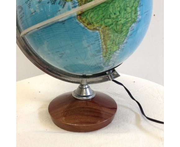 Globe land 70s