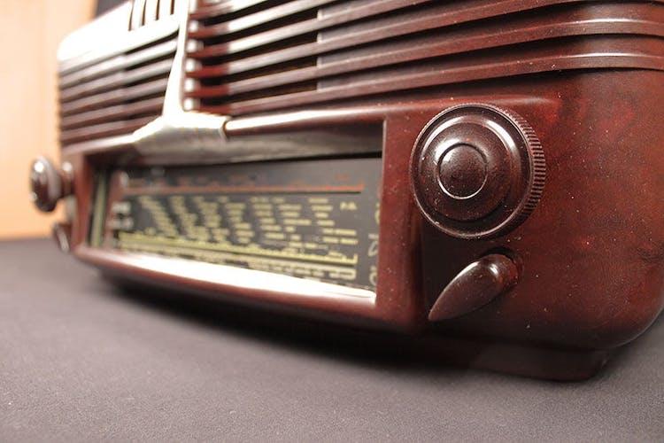 "Poste radio vintage bluetooth ""Sonora Excellence 301"""