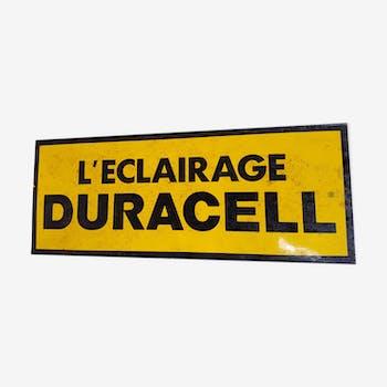 Plate lighting Duracell