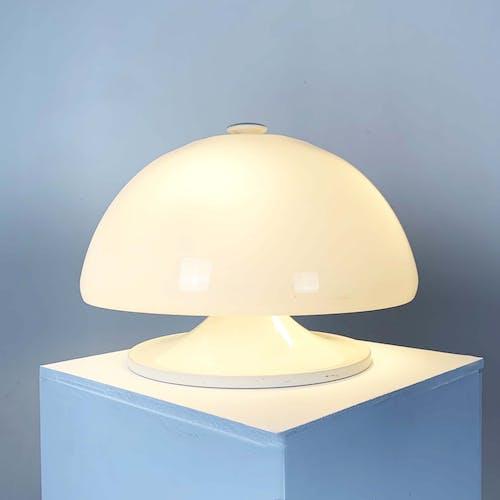Lampe de table par Elio Martinelli pour Martinelli Luce, 1970