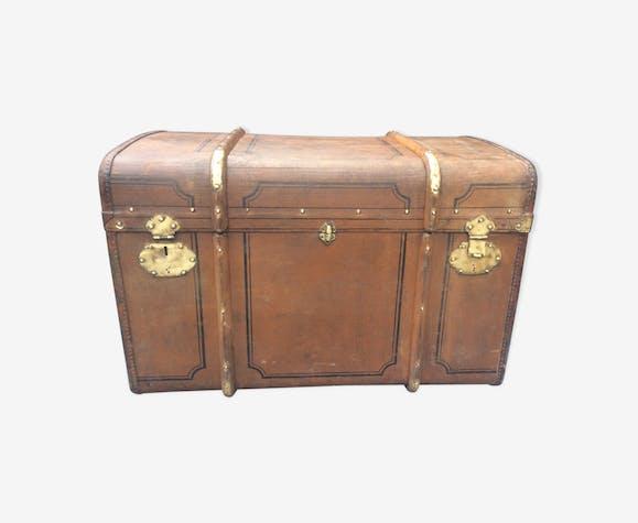 Luxury travel trunk 19 eme