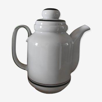 Cafetetière en porcelaine de Bavière