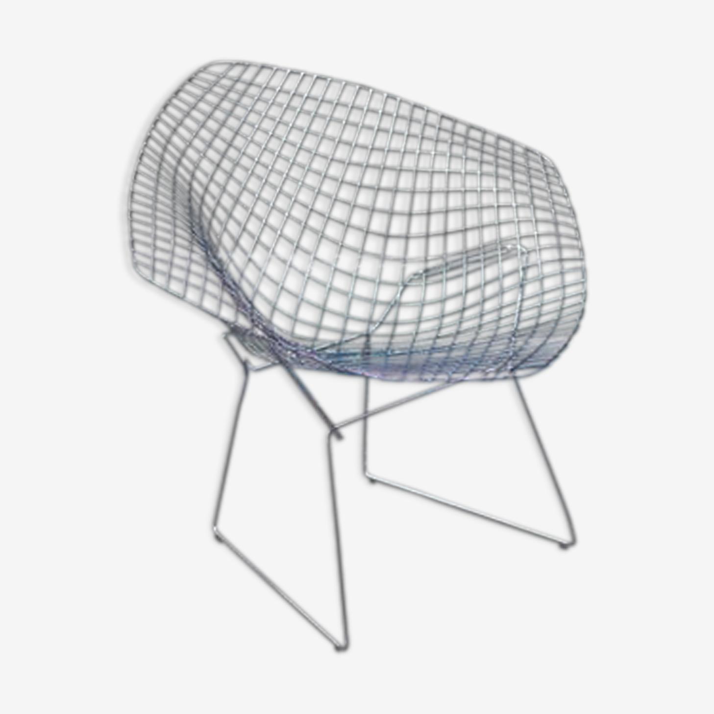 Chair Diamond of Bertoia Knoll