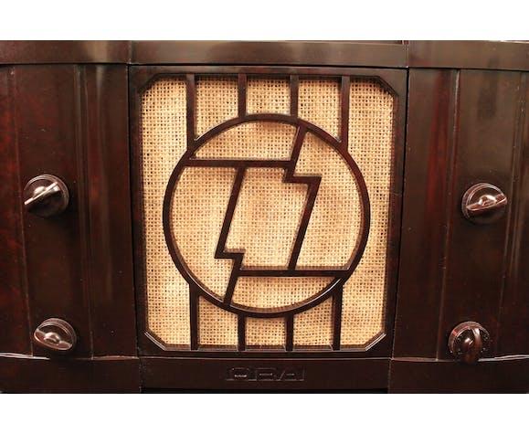 "Poste radio vintage bluetooth ""ORA L636"""