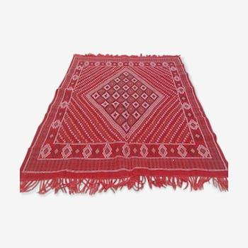 Tapis kilim marocain  berbère en laine 166x267cm