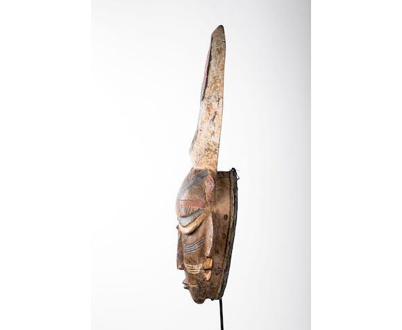 Masque Koulango Ligbi Art Africain RCI