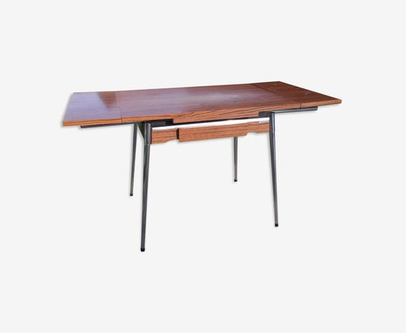 Table formica + 2 rallonges - supermatic cuisine - formica ...