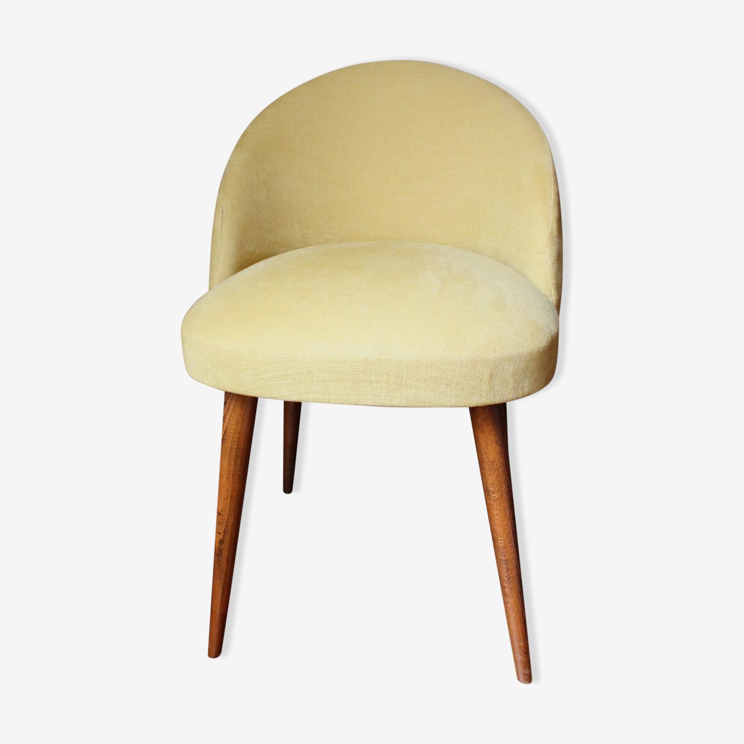 Chaise cocktail des années 50