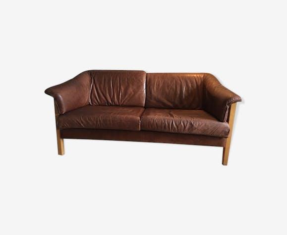 """Canapé en cuir """"Stouby"""""""