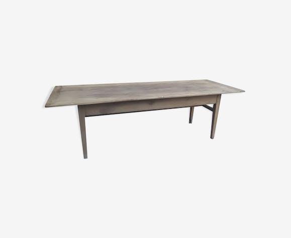 Table de ferme chêne