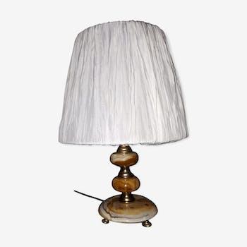 Lampe en onyx, 60