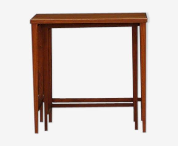 Couchtisch Teak Vintage Danish Design Teak Wooden Scandinavian