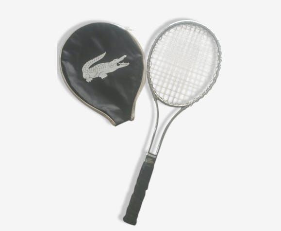 Raquette couleur De Vintage Argent Lacoste Tennis Métal pOwqp