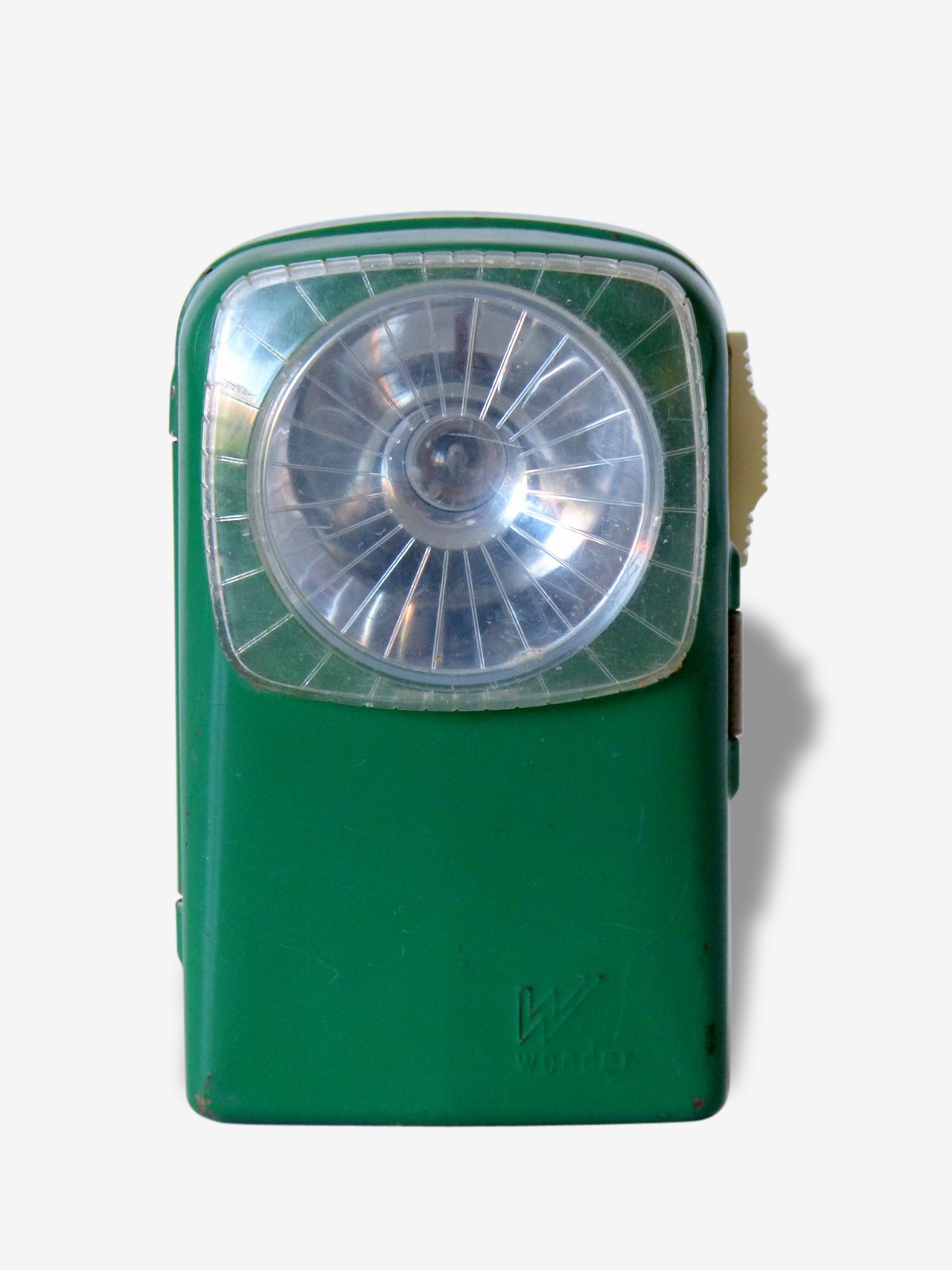 Lampe De Poche Wonder Vintage 70 S Metal Vert Vintage 71274