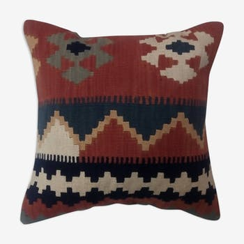 Cushion Kilim craft of Iranian origin 40x40cm