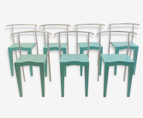 Philippe By Starck Design Chaise Kartell 88371 Plastique nO8k0wXP