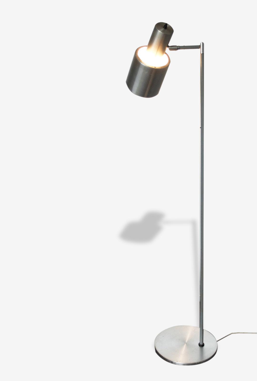 Lampadaire scandinave LENTO Scandinavian Floor lamp Jo Hammerborg Fog&Morup