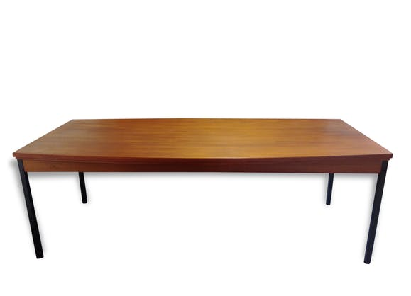 Grande Table Moderniste De R Union Ou Repas Bois Mat Riau Scandinave 157576