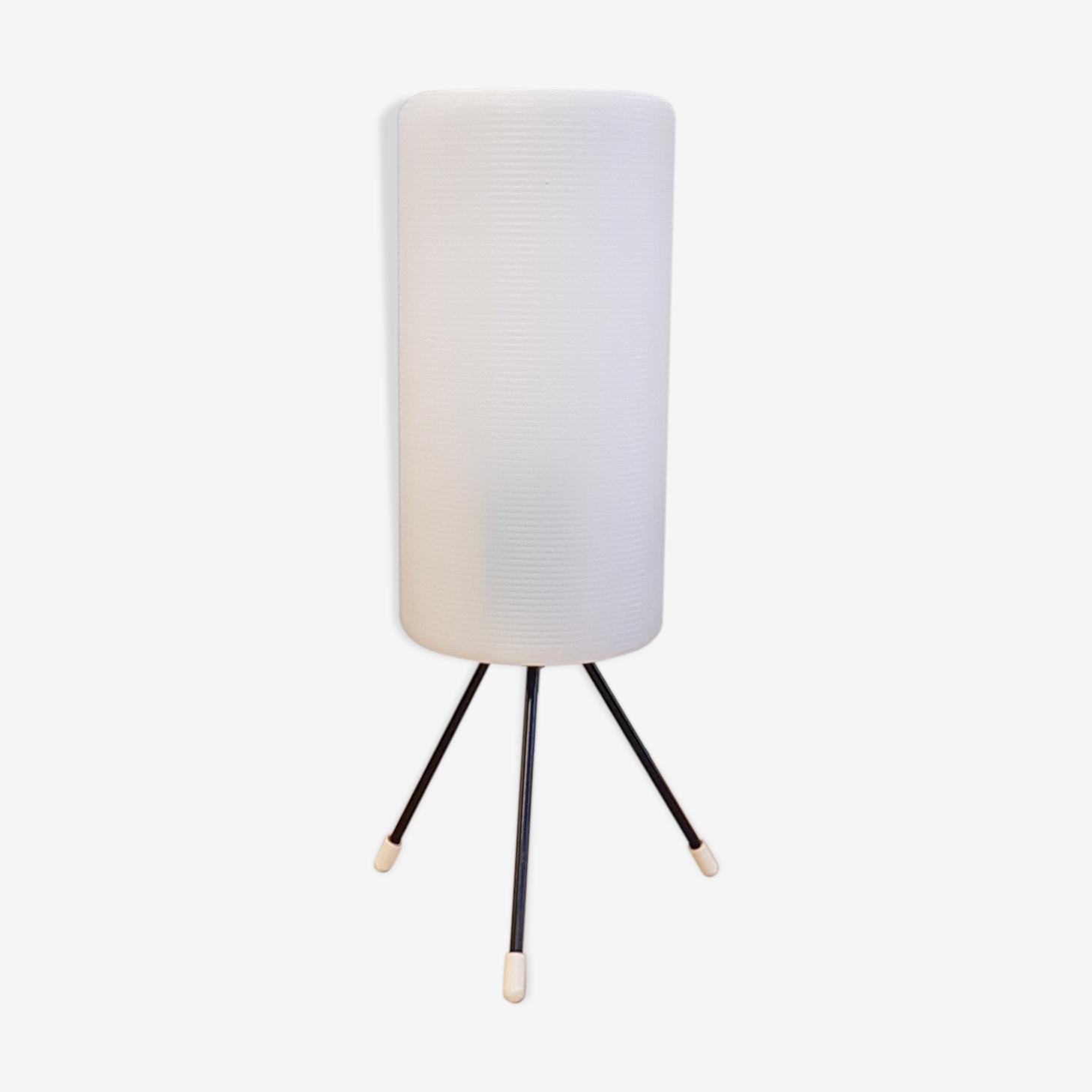 Lampe tripode des années 50