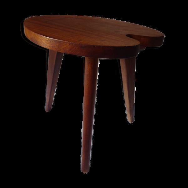 Table appoint en teck