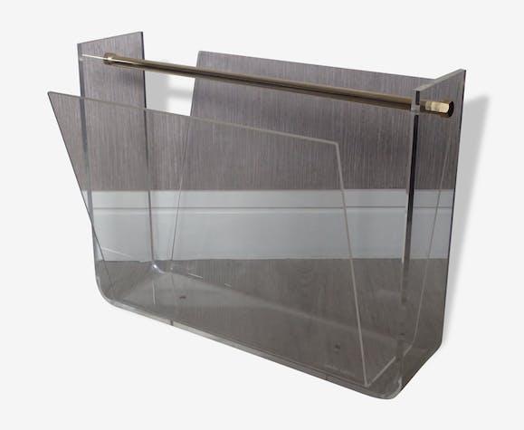porte revue plexi design david lange plastique transparent design 31591. Black Bedroom Furniture Sets. Home Design Ideas
