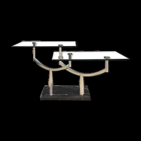 Table rétro design scandinave
