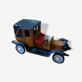 Ancienne voiture de collection RAMI by J.M.K, LANDAULET PACKARD 1912 Made in France