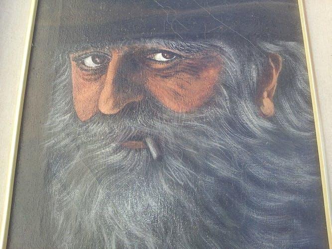 Portrait homme