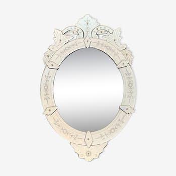 Miroir vénitien 67x110cm