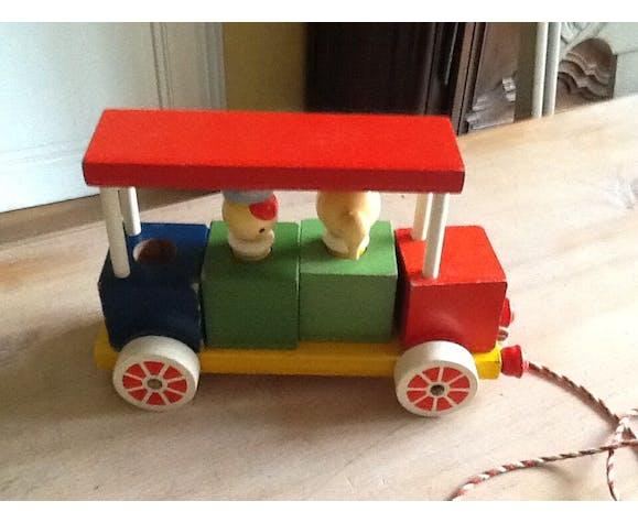 Make wooden toy