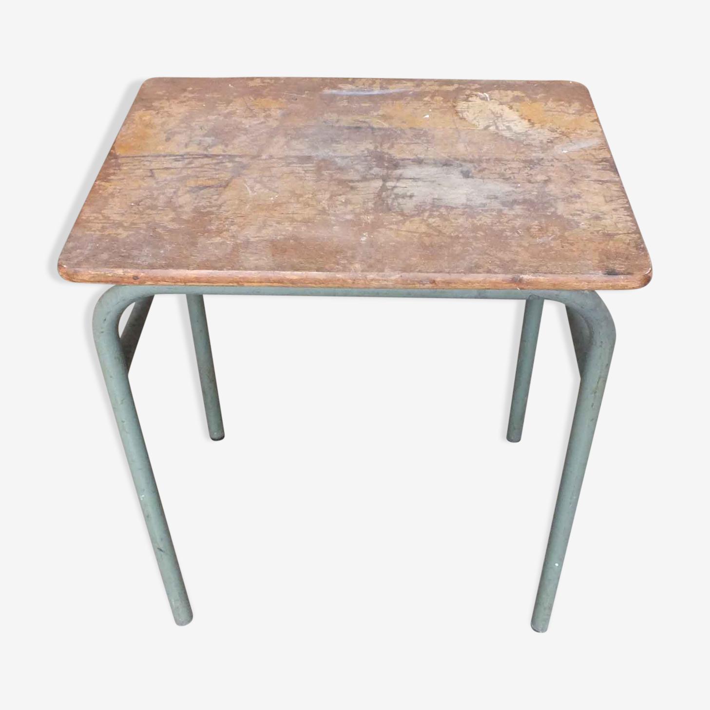 Ancienne table école