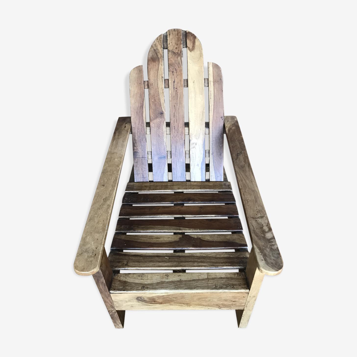 Chaise longue Sheesham