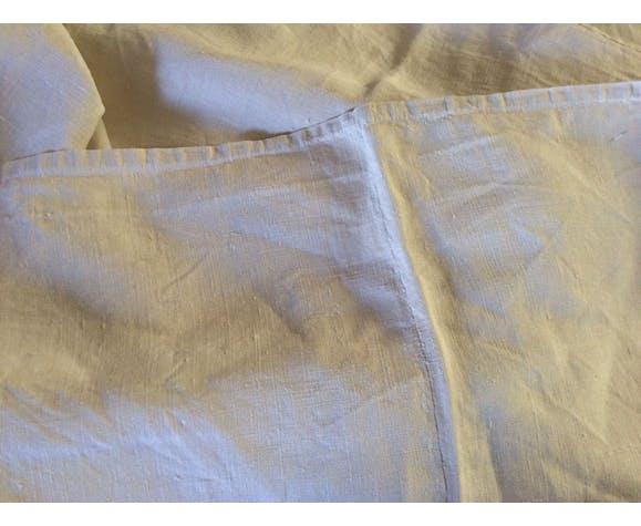 Large old linen sheet