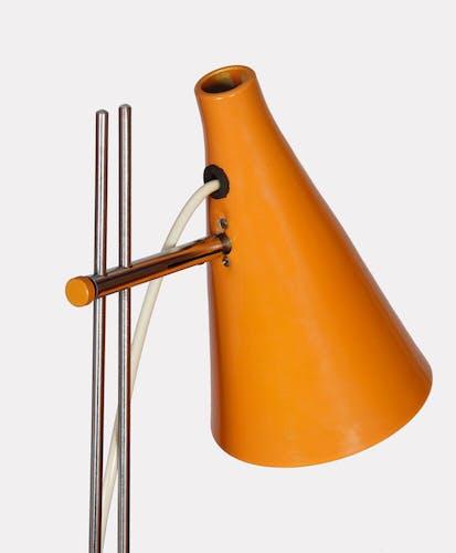 Lampe tchèque par Josef Hurka pour Lidokov 1960