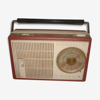 old Philco Harlem 1960 radio station