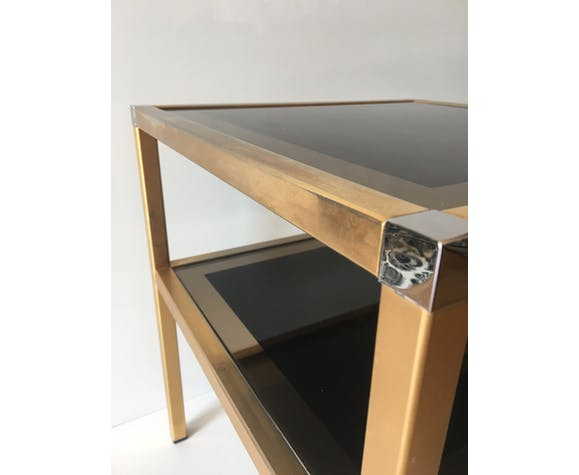 End of vanape Marly brothers double tray
