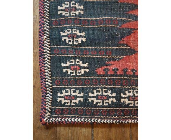 Kilim sofreh iran ancien 98 × 122 cm