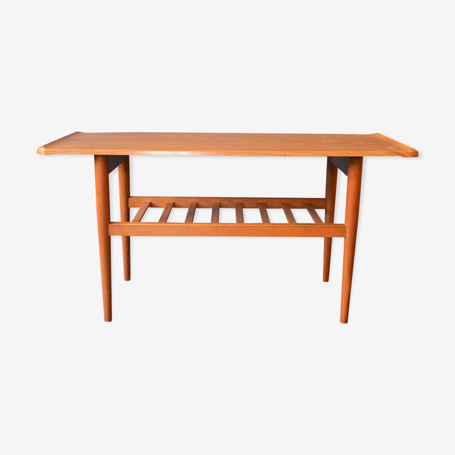 Table basse anglaise années 60