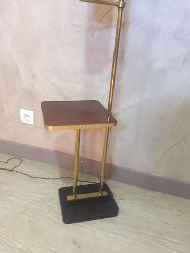 Lampadaire table des années 70