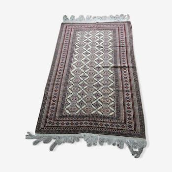 Tapis persan fait main couleurs naturelles 129x196cm