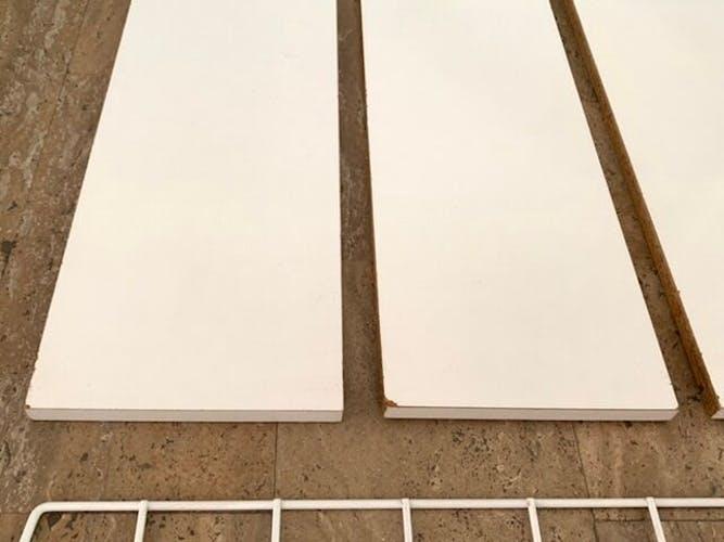 Etagère murale String blanche, années 70