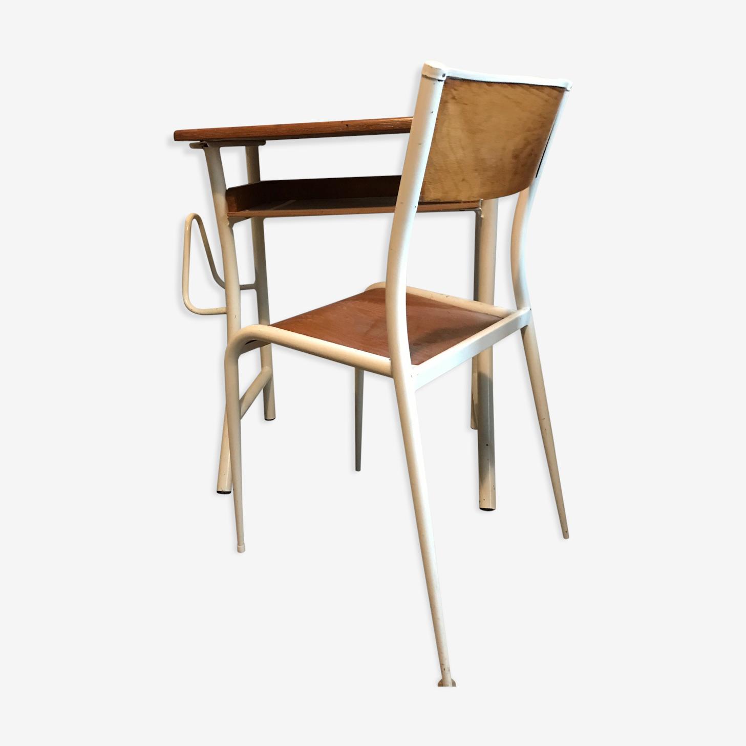 Bureau et sa chaise mullca