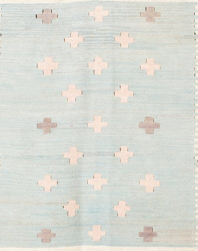 Tapis Kilim afghan 246 x 186 cm