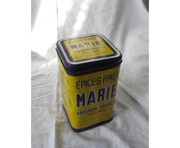 Boite A Epices Marie Deco Cuisine Selency