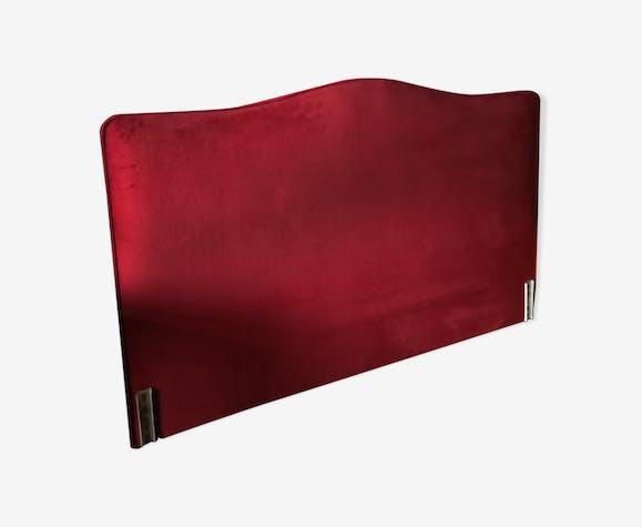 Headboard in velvet