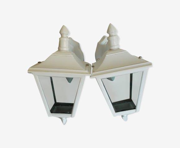 Paire de lanterne d'exterieur