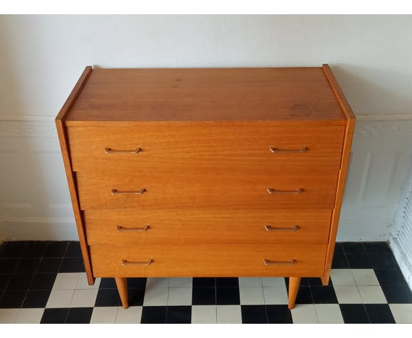 Commode années 50/60
