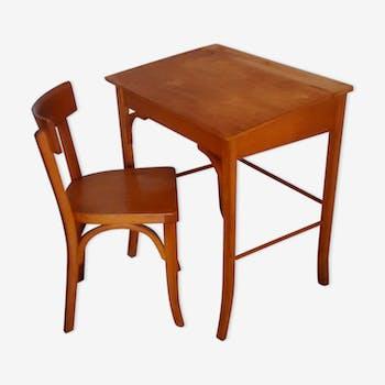 Desk and Chair child Baumann