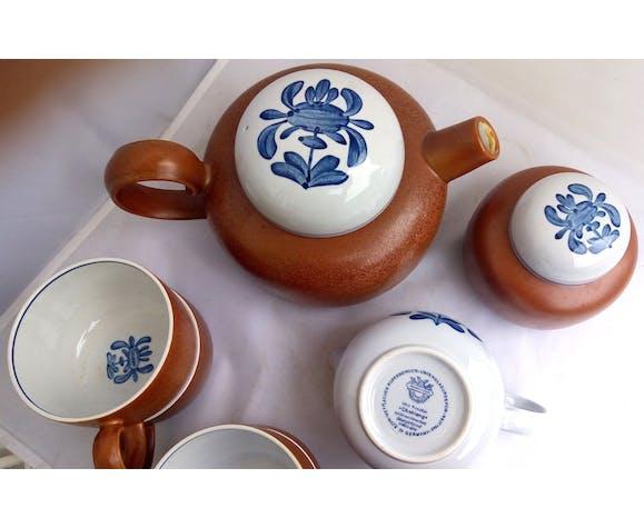 Service à thé Villeroy et Boch collection Chekiang