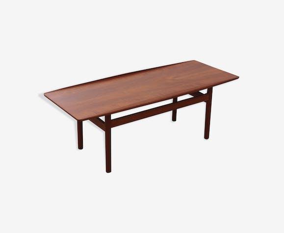 Table basse modèle GJ 106 de Grete Jalk pour Poul Jeppersen